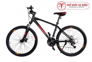 Xe đạp địa hình Giant ATX 610 E 2019 màu đen đỏ