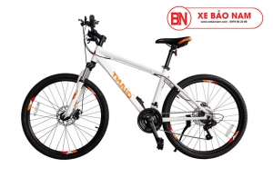 Xe đạp địa hình Giant ATX 610 E 2019 màu trắng
