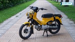 Xe máy Honda Cub Cross Kumamon 110cc