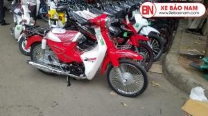 Xe Cub 50CC New Việt Thái 2020 màu đỏ
