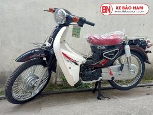 Xe Cub 50CC New Việt Thái 2020 màu xanh cửu long