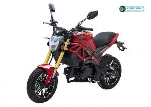 Xe máy Ducati Monster 50 2 bản Lazăng Đỏ Mận