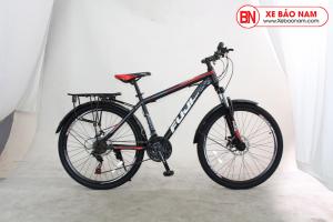Xe đạp Fuji XT780 2020 màu đỏ đen ( Có chắn bùn )