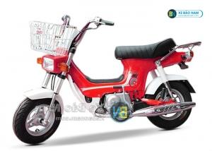 Xe máy 50cc Chaly 82 (Màu Đỏ)