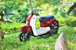 Xe ga 50cc Crea New 2020 màu đỏ
