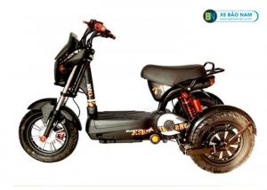 Xe máy điện 3 bánh Lyva