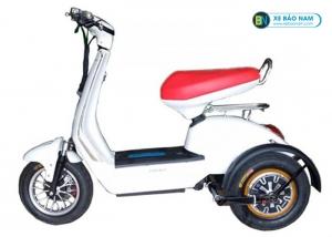 Xe 3 bánh điện Milan