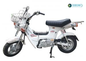 Xe Chaly Detect 50cc màu trắng