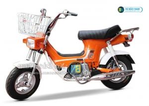 Xe máy 50cc Chaly 82 (Màu Vàng Cam)
