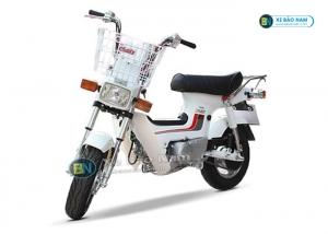Xe máy 50cc Chaly 82 (Màu Trắng)