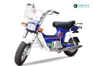 Xe máy 50cc Chaly 82 (Màu Xanh Nước Biển)