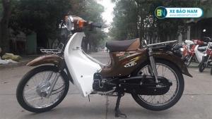Xe Cub 50cc Espero màu nâu