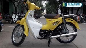 Xe Cub 50cc Espero màu vàng