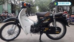 Xe Cub 50cc Espero màu xanh rêu