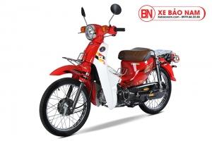 Xe Máy Cub 81 Hyosung màu đỏ