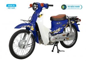 Xe Cub 81 Halim 2019 màu xanh