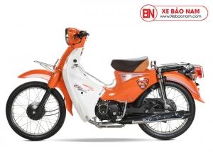 Xe Cub 81 Japan màu cam