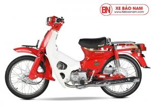 Xe Cub 82 Japan màu đỏ