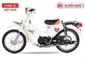 Xe Cub 81 Japan 2018 màu trắng