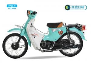 Xe Cub 81 Japan 2018 màu xanh
