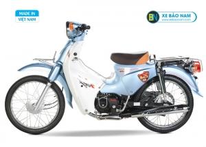 Xe Cub 81 Japan 2018 màu xanh ngọc