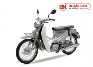 Xe máy Cub Classic 50cc màu xám