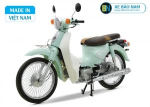 Xe máy Cub 81 New 2019 màu xanh ngọc