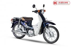 Xe Cub 50cc Dealim Rc màu xanh cửu long