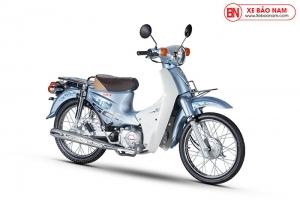 Xe Cub 50cc Dealim Rc màu xanh nước biển