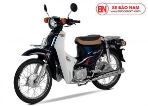 Xe Cub Halim 50cc 2020 màu xanh cửu long
