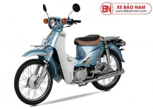 Xe Cub Halim 50cc 2020 màu xanh dương nhạt