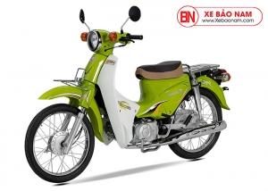 Xe Cub Halim 50cc 2020 màu xanh lá