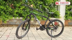 Xe đạp Fuji XT780 Mới nhất năm 2020 màu Xanh