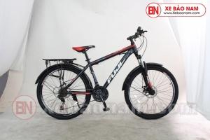 Xe đạp Fuji XT780 Mới nhất năm 2020 màu đen cam