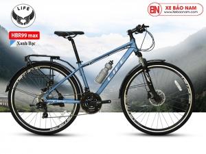Xe Đạp Hybrid ĐÀI LOAN LIFE HBR99 Max
