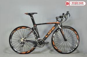 Xe đạp đua Life Super 588s màu đen cam