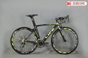 Xe đạp đua Life Super 588s màu đen vàng