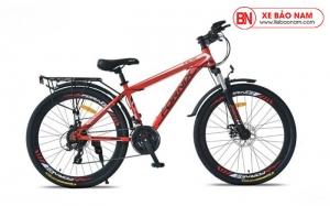 Xe đạp thể thao Fornix FM26 Mới nhất màu đỏ