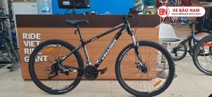Xe đạp VinaBike V168 màu đen xám