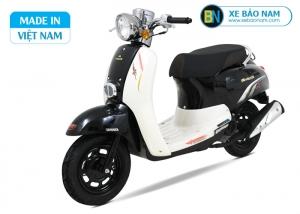 Xe ga 50cc Crea 2018 Màu Đen Bóng