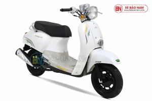 Xe ga 50cc Crea 2018 Màu Trắng