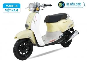 Xe ga 50cc Crea 2018 Màu Vàng Nhạt