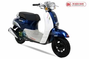 Xe ga 50cc Crea 2018 Màu Xanh Cửu Long