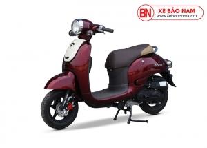 Xe ga 50cc Mono phanh đĩa màu đỏ