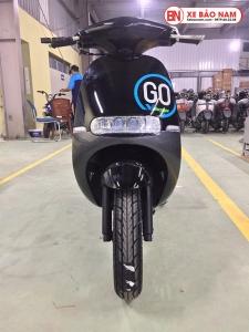 Xe ga 50cc GOGO VMOTOR màu đen MỚI NHẤT 2019