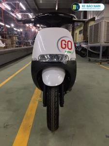 Xe ga 50cc GOGO VMOTOR màu trắng MỚI NHẤT 2019