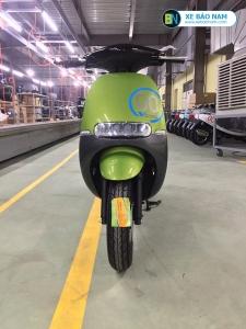 Xe ga 50cc GOGO VMOTOR màu xanh lá cây MỚI NHẤT 2019