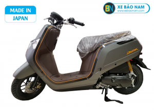 Xe ga 50cc Honda Dunk 2020 Nhật Bản Nhập Khẩu màu nâu