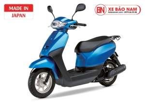 Xe ga 50cc Honda Tact Nhập Khẩu màu xanh