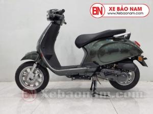 Xe Ga 50cc JVC Eco Màu Xanh